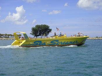 The Sea Screamer